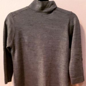 Zara collection gray sweater